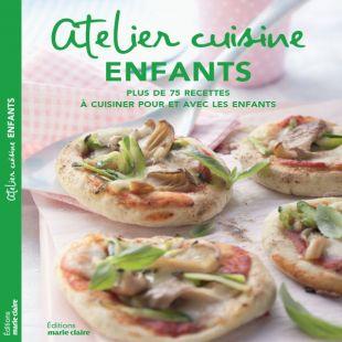 livre atelier cuisine enfants