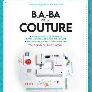 livre de couture le b.a-ba de la couture editions marie claire