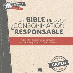 Livre vie pratique la bible de la consommation responsable