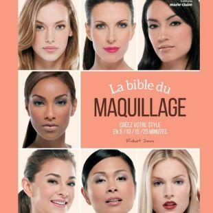 livre bible du maquillage editions marie claire