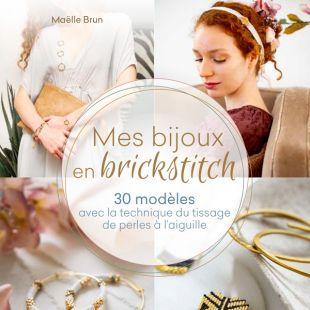 livre bijoux en brickstich editions marie claire