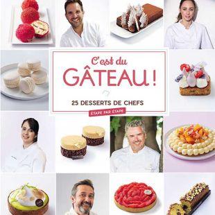 Livre C'est du gâteau
