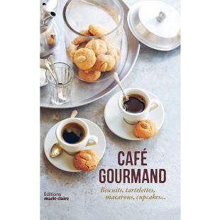 livre café gourmand editions marie claire