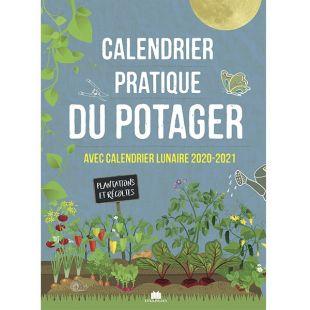 Livre Jardin - Calendrier pratique du potager