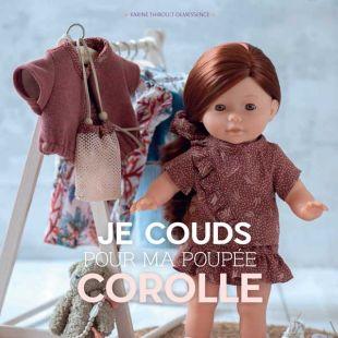 livre coudre poupées corolle