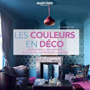 Livre couleurs en décoration marie claire maison