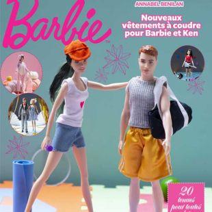 Livre Vêtements à coudre pour Barbie et Ken