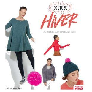 Livre Couture Hiver