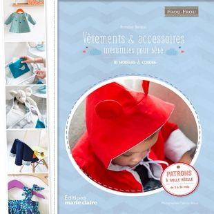 Livre Vêtements et accessoires irrésistibles pour bébé