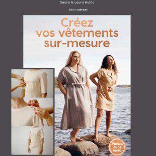 livre créez vos vêtements sur-mesure