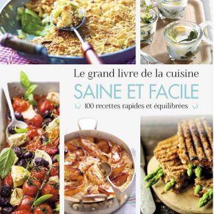 livre cuisine saine et rapide