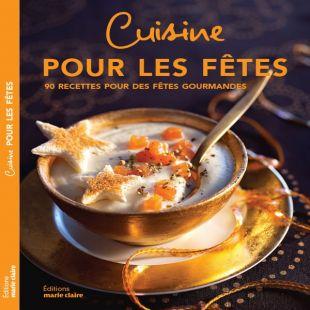 Livre Cuisine pour les fêtes