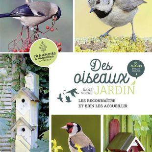 Livre Des oiseaux dans votre jardin