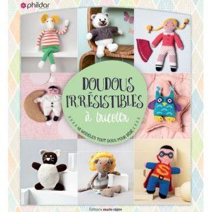 livre de tricot de doudous Editions marie Claire