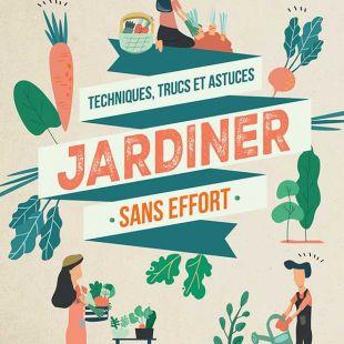 Livre Jardiner sans effort