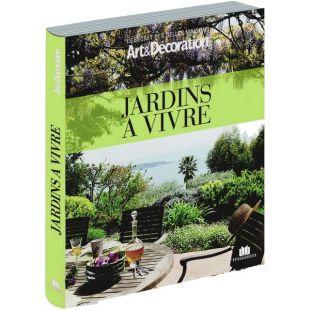 livre jardins à vivre editions massin