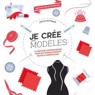 livre créer ses modeles selon sa morphologie editions marie claire