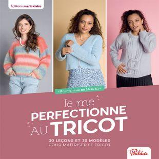 Livre Je me perfectionne au tricot
