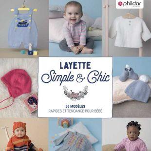Livre Layette Simple et Chic