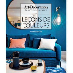 livre leçons de couleurs art et decoration editions massin
