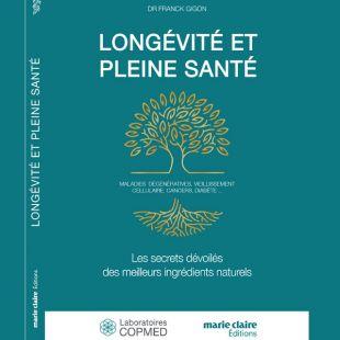 Livre Longévité et Pleine Santé