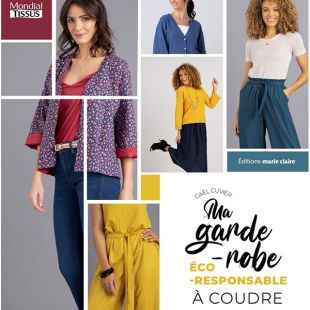 ma garde-robe éco-responsable editions marie claire