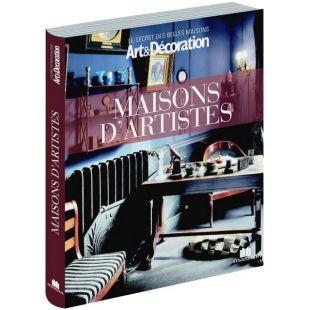 Livre Maisons d'Artistes editions massin