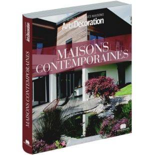 Livre maison contemporaines editions massin