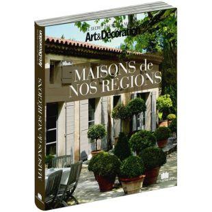 livre décoration maisons régions editions massin