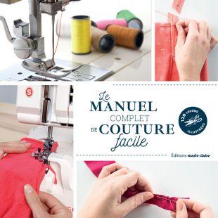 Le manuel de la couture facile