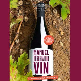 manuel dégustation du vin Sommelier Franck Thomas Editions Massin