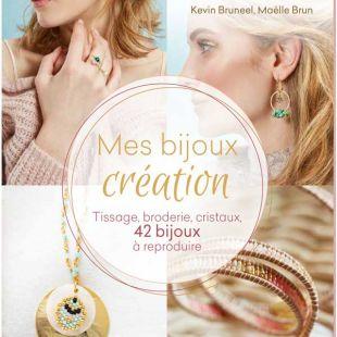 Livre Mes bijoux Création