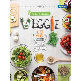 livre mes petits plats 100% veggie editions marie claire