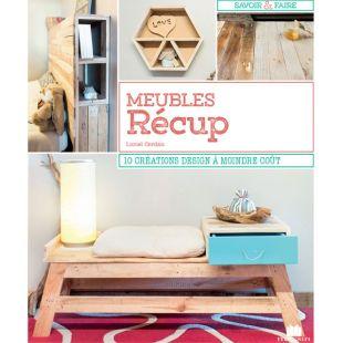 Livre meubles récup Editions Massin