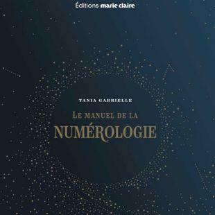 livre le manuel de la numerologie editions marie claire