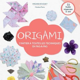 livre origami editions marie claire