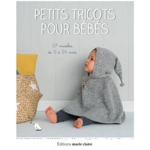 Livre Petits tricots pour bébés