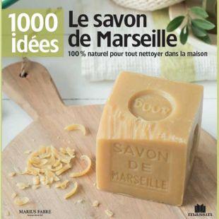 Livre editions massin le savon de marseille