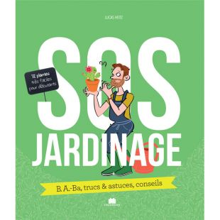 Livre SOS Jardinage Ediitons Massin