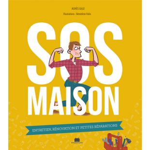 Livre SOS Maison Editions Massin