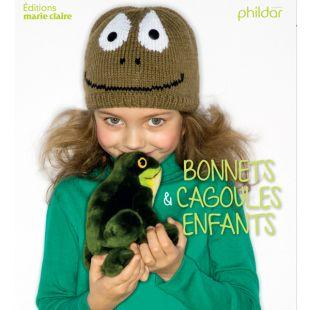 livre bonnets et cagoules enfants