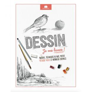 Livre Dessin, Je me lance !