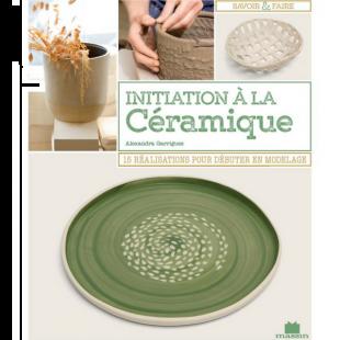 Livre Initiation à la céramique