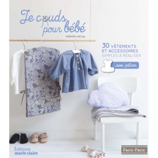 Livre couture bebe