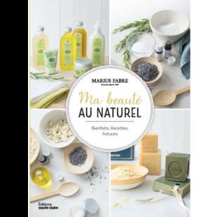 Livre ma beauté au naturel Editions marie claire