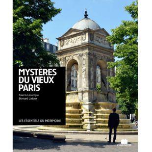 livre mystères du vieux paris