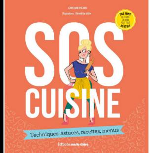 Livre SOS Cuisine