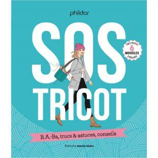 Livre SOS Tricot