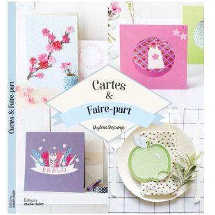 livre carte et faire-part Éditions Marie Claire