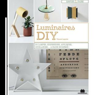 Livre Luminaires DIY